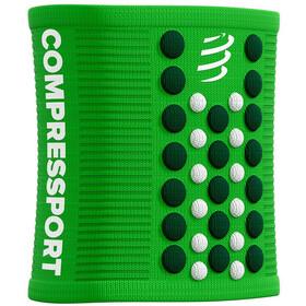 Compressport 3D.Dots Sweatbands Summer Refresh 2021, turkusowy